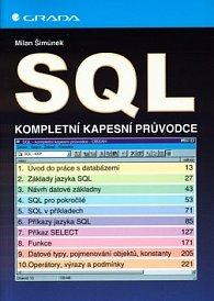 SQL kompletní kapesní průvodce