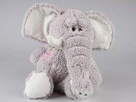 Slon sedící 32 cm