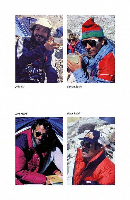 Náhled Ztraceni na Everestu - Příběh jednoho velkého zapomenutého prvenství