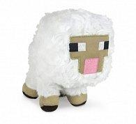 Figurka Minecraft - Ovce plyš 15 cm