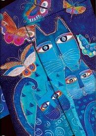 Diář Blue Cats 2012
