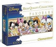 Puzzle Disney Panorama 1000 dílků Disney Babies
