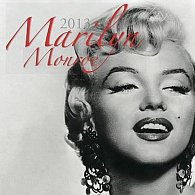 Kalendář 2013 poznámkový - Marilyn Monro