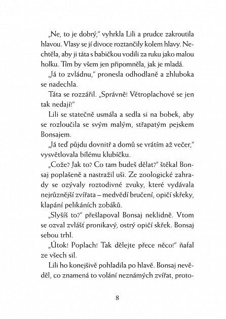 Náhled Lili Větroplaška: Tygřice se do lvů nezamilovávají!
