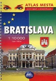 Bratislava 1:10 000