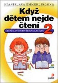 Když dětem nejde čtení 2 - Čtení slov s uzavřenou
