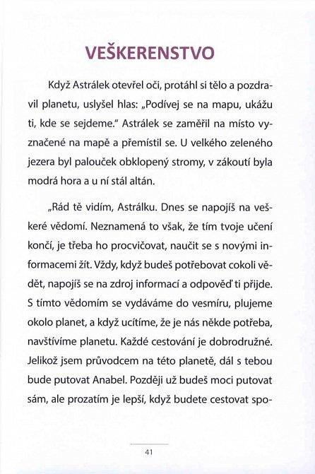 Náhled Astrálek a planeta moudrosti