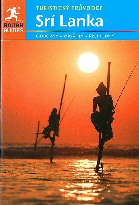 Náhled Srí Lanka - Turistický průvodce