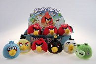 Angry Bird Orange, Big Bro, Toucan se zvukem 8cm