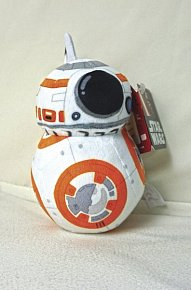 Star Wars VII - BB-8 Lead Droid 17cm plyšová figurka
