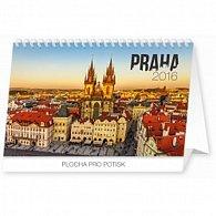 Kalendář 2016 - Praha 23,1 x 14,5 cm