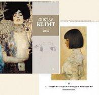 Gustav Klimt 2006 - nástěnný kalendář