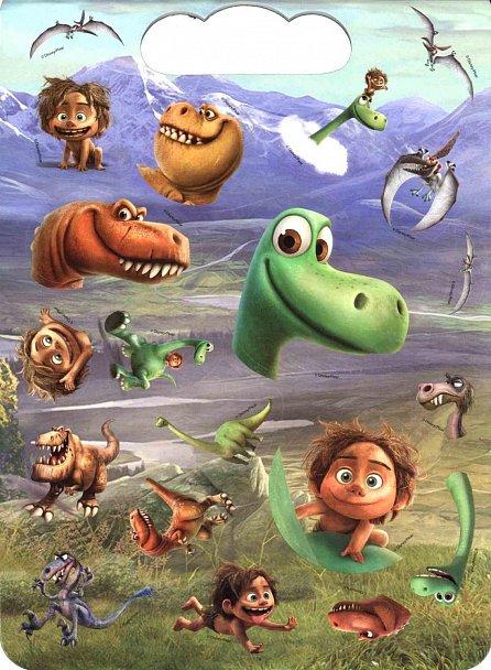 Náhled Hodný dinosaurus - Kreativní blok