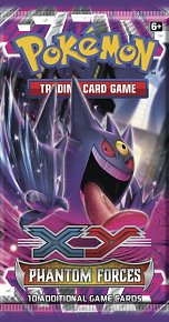 POKÉMON:  XY4 Phantom Forces Booster (1/36)