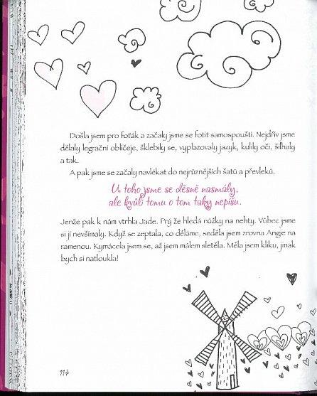 Náhled Violetta - Tajný deník Violetty