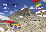 Kalendář nástěnný 2015 - Himalaya
