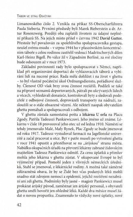 Náhled Tábor ve stínu Osvětimi - Dokumentární reportáž o osudu krakovských Židů