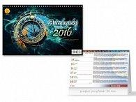 Astrologický 2016 - stolní kalendář