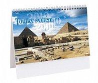 Toulky světem 2010 - stolní kalendář