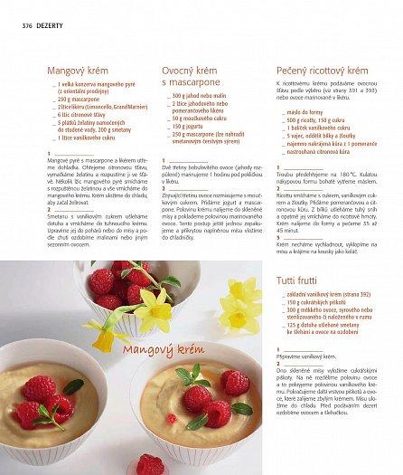 Náhled Vaříme slané i sladké - Kuchařská bible pro začátečníky i pokročilé