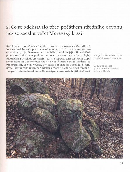 Náhled Moravský kras v ponorné řece času