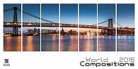 Kalendář nástěnný 2016 - World Compositions/Exklusive