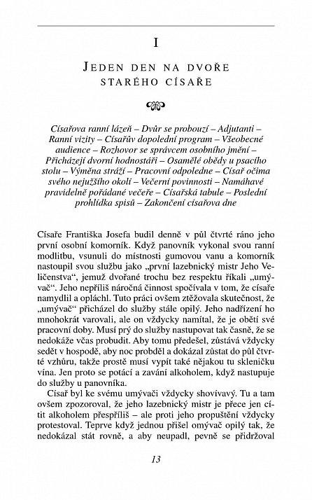 Náhled Viribus Unitis: Císař a jeho dvůr - Nový pohled na Františka Josefa