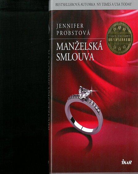 Náhled Manželská smlouva