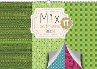 Kalendář 2014 - MIX IT vzory - nástěnný