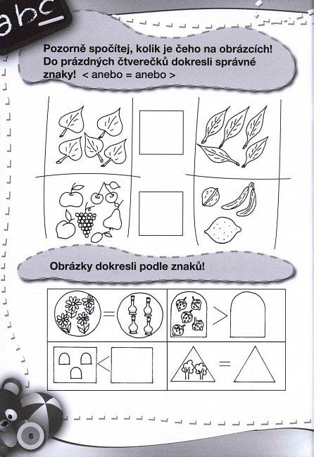 Náhled Zábavné úkoly pro školkaře 1.