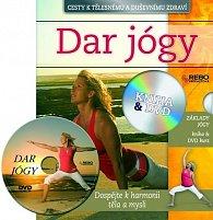Dar jógy + DVD