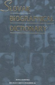 Slovak biographical dictionary