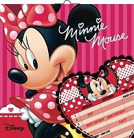 Kalendář - Plánovací W. Disney Minnie