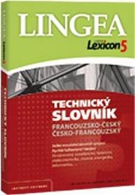 Lexicon 5 Francouzský technický slovník - CD ROM