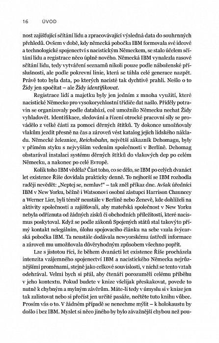 Náhled IBM a holokaust