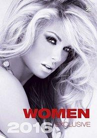 Kalendář nástěnný 2016 - Women/Exclusive 340x485