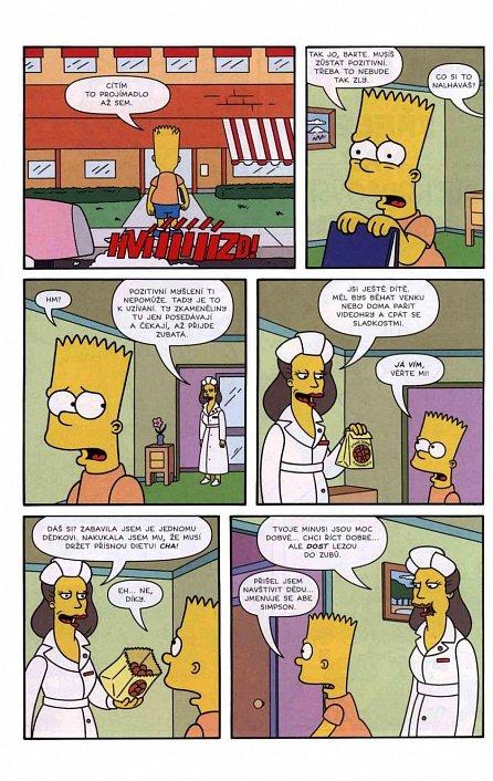 Náhled Simpsonovi - Bart Simpson 8/2016: Popartová ikona