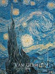 Vincent van Gogh 2016 - nástěnný kalendář