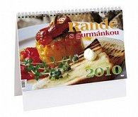 Rande s gurmánkou 2010 - stolní kalendář