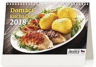 Kalendář stolní 2018 - Domácí kuchařka