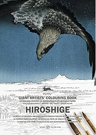 Hiroshige (Giant Artists Colouring Book)