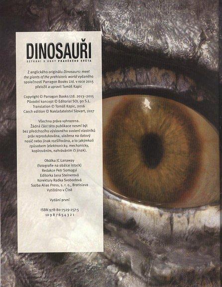 Náhled Dinosauři - Setkání s obry pravěkého světa