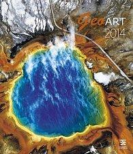 Kalendář 2014 - Geo Art - nástěnný