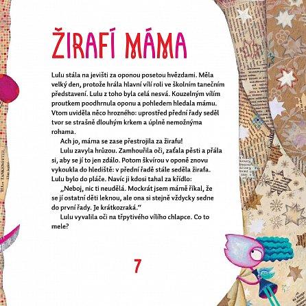 Náhled Žirafí máma a jiné příšery
