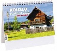 Kalendář stolní 2016 - Kouzlo venkova