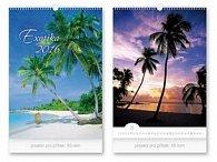 Exotika 2016 - nástěnný kalendář