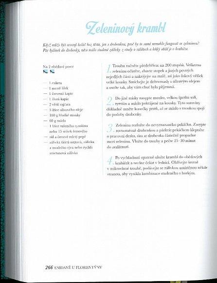 Náhled Snídaně u Florentýny - Dopolední kuchařka pro dceru (160 receptů, které vám zjednoduší první půlku dne)