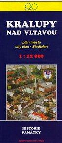 Kralupy nad Vltavou 1:12 000