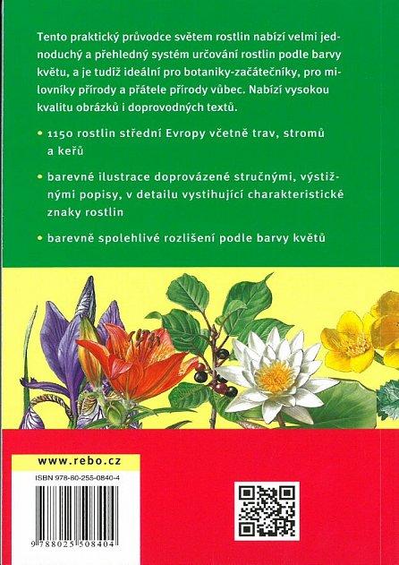 Náhled Svět rostlin - Velký průvodce přírodou