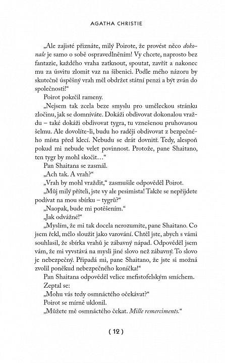 Náhled Poirot: Karty na stole – 3. vydání